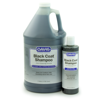 Davis Black Coat Shampoo