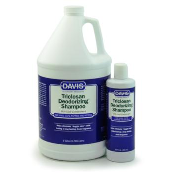 Davis Triclosan Deodorizing Shampoo