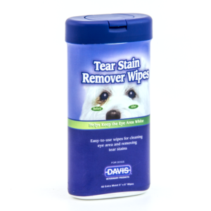 Davis Tear Stain Remover Wipes
