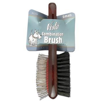 Vista Dog Combination Brush