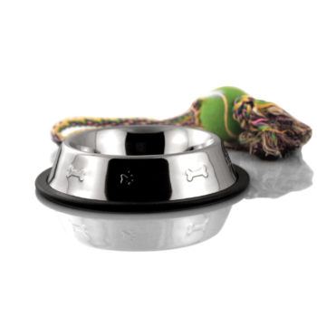 Bergan 2 Cup Stainless Steel Bowl