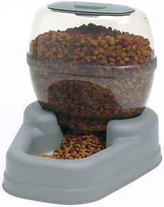 Dog Cat Feeder 6 lbs Automatic