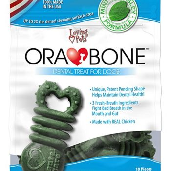 Ora-Bone™ Dental Treats for Dogs